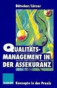 Qualitätsmanagement in der Assekuranz als Buch (gebunden)
