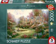 Painter of Light. Puzzle 2000 Teile