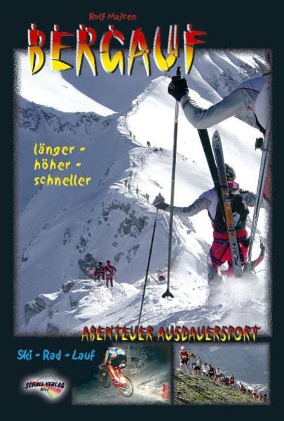 Bergauf - Abenteuer Ausdauersport als Buch (kartoniert)