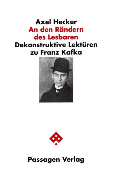 An den Rändern des Lesbaren als Buch (kartoniert)