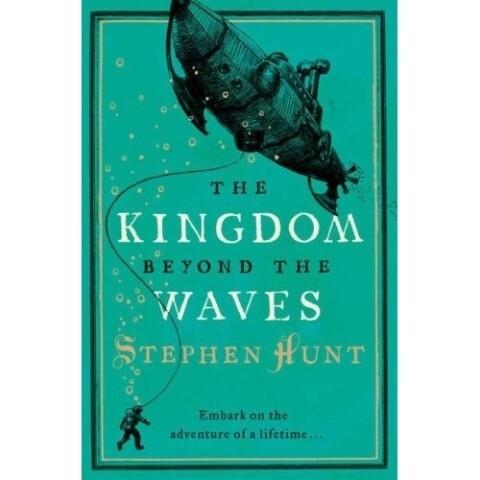 The Kingdom Beyond the Waves als Taschenbuch