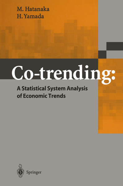 Co-trending: A Statistical System Analysis of Economic Trends als Buch (gebunden)