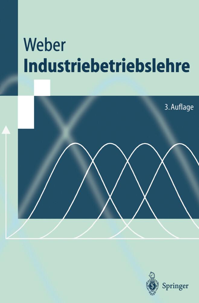 Industriebetriebslehre als Buch (gebunden)