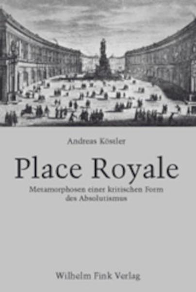 Place Royale als Buch (kartoniert)