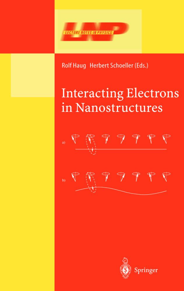 Interacting Electrons in Nanostructures als Buch (gebunden)
