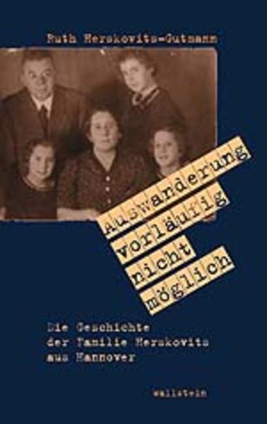 Auswanderung vorläufig nicht möglich als Buch (kartoniert)