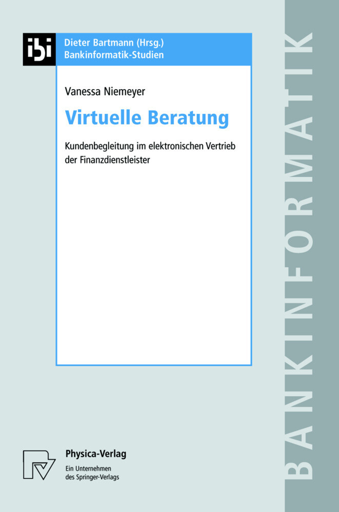 Virtuelle Beratung als Buch (kartoniert)