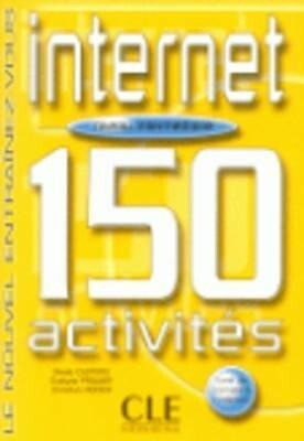 Internet 150 Activities Textbook + Key (Intermediate B1) als Taschenbuch