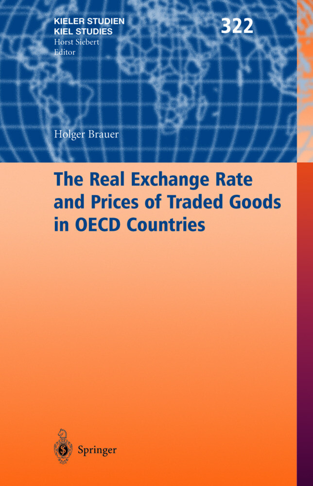 The Real Exchange Rate and Prices of Traded Goods in OECD Countries als Buch (gebunden)