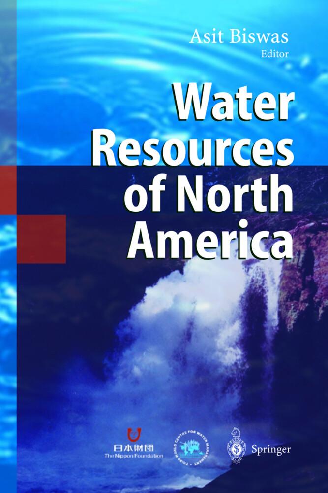 Water Resources of North America als Buch (gebunden)