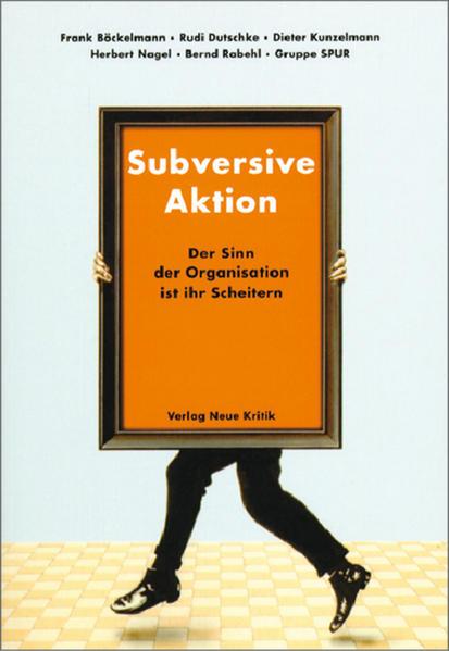 Subversive Aktion als Buch (kartoniert)