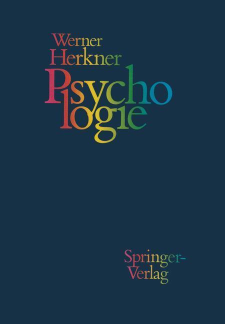 Psychologie als Buch (kartoniert)