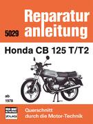 Honda CB 125 T/T2 (ab 1978)