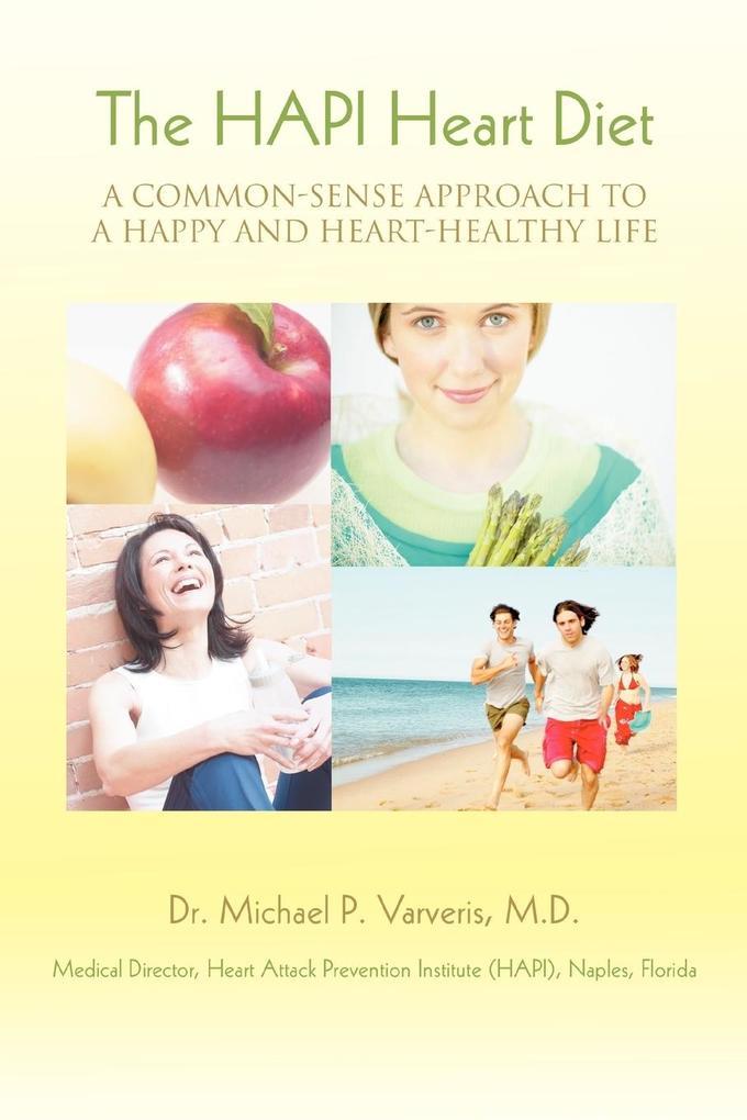 The HAPI Heart Diet als Taschenbuch