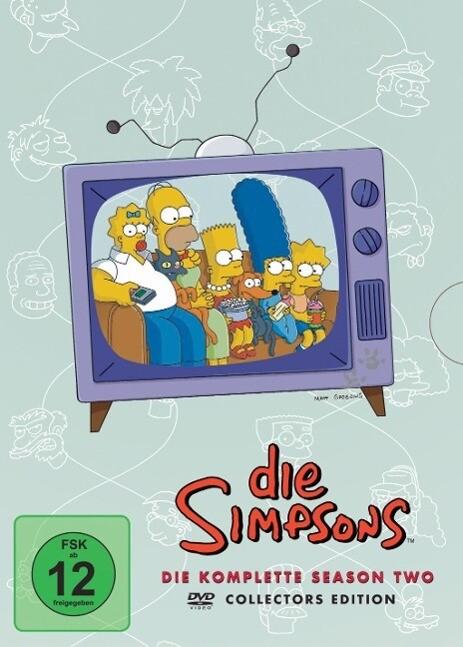 Die Simpsons als DVD