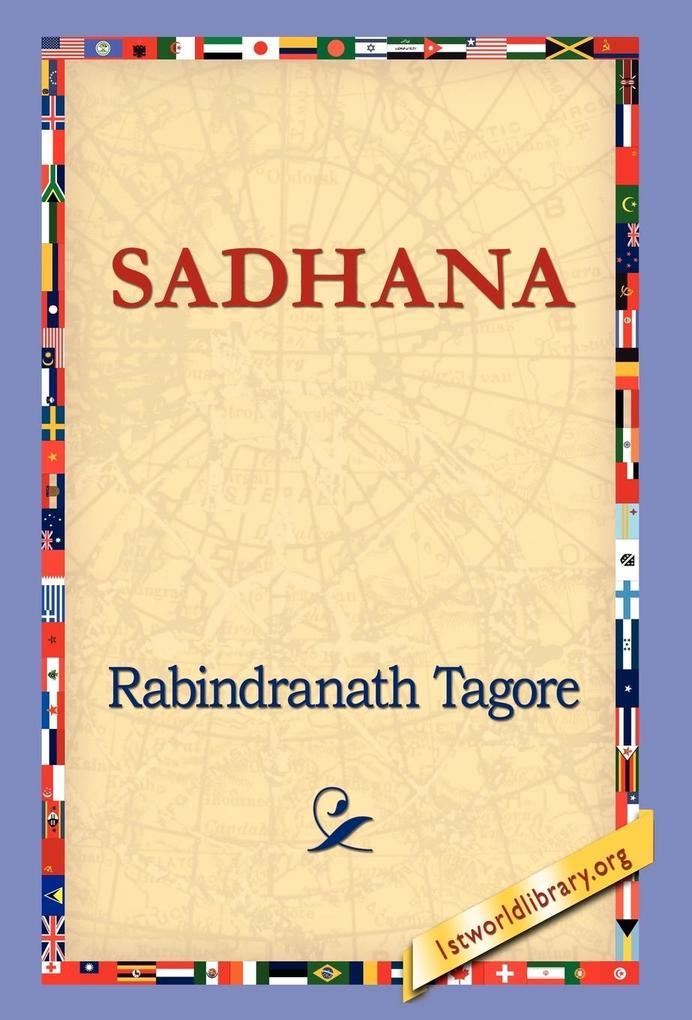Sadhana als Buch (gebunden)