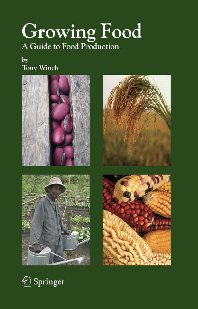 Growing Food als Buch (gebunden)