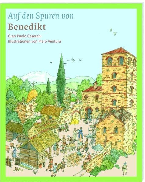 Auf den Spuren von Benedikt als Buch (geheftet)