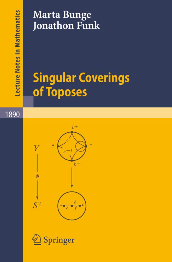 Singular Coverings of Toposes als Buch (gebunden)