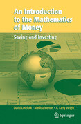 An Introduction to the Mathematics of Money