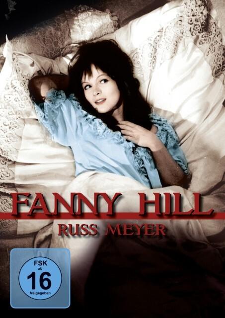 Fanny Hill als DVD