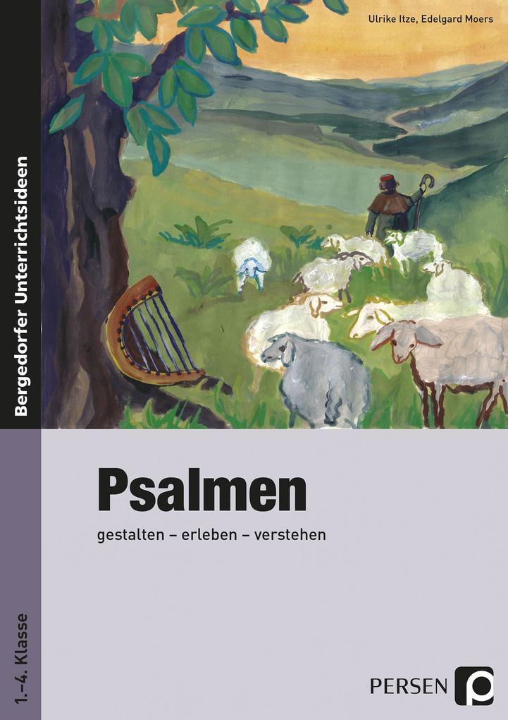 Psalmen als Buch (kartoniert)