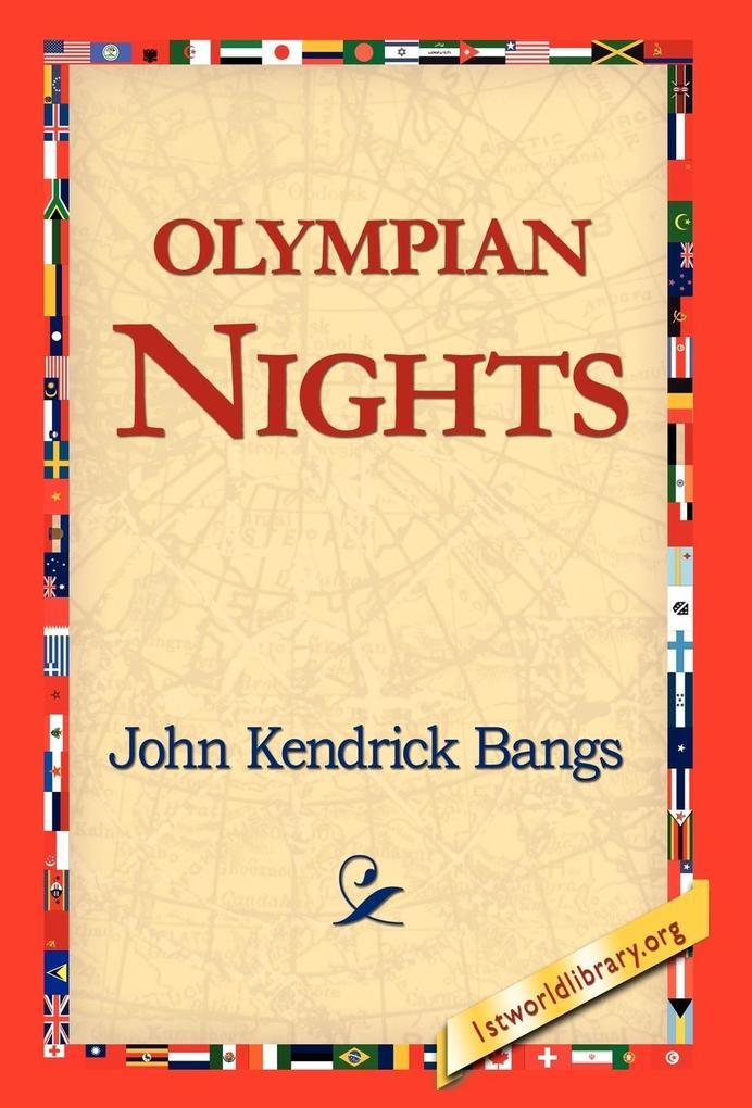 Olympian Nights als Buch (gebunden)