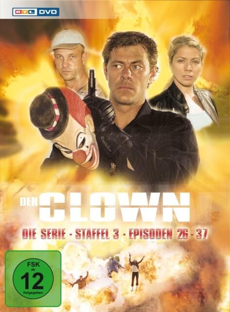 Der Clown als DVD