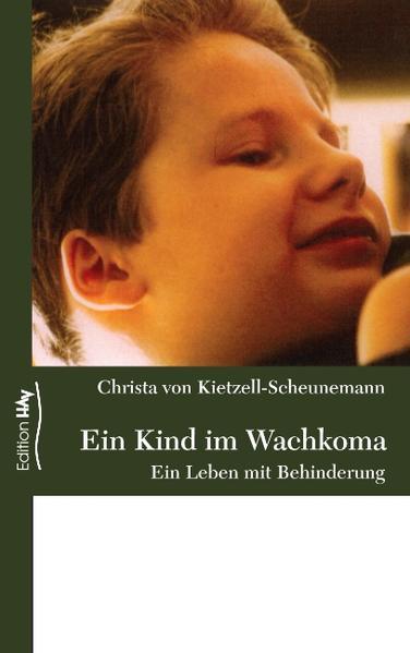 Ein Kind im Wachkoma als Buch (gebunden)