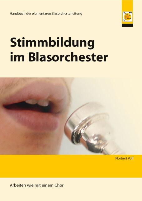Stimmbildung im Blasorchester als Buch (kartoniert)