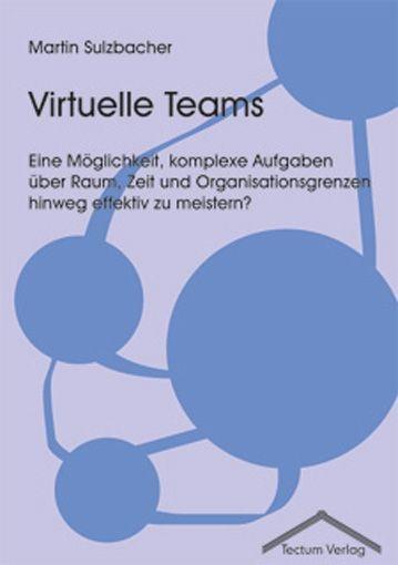 Virtuelle Teams als Buch (kartoniert)
