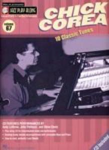 Chick Corea: Jazz Play-Along Volume 67 [With CD] als Taschenbuch