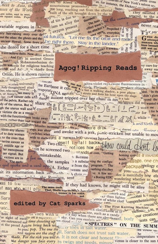 Agog! Ripping Reads als Taschenbuch