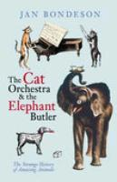 Cat Orchestra and the Elephant Butler als Taschenbuch