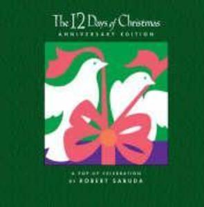 The 12 Days Of Christmas als Buch (gebunden)
