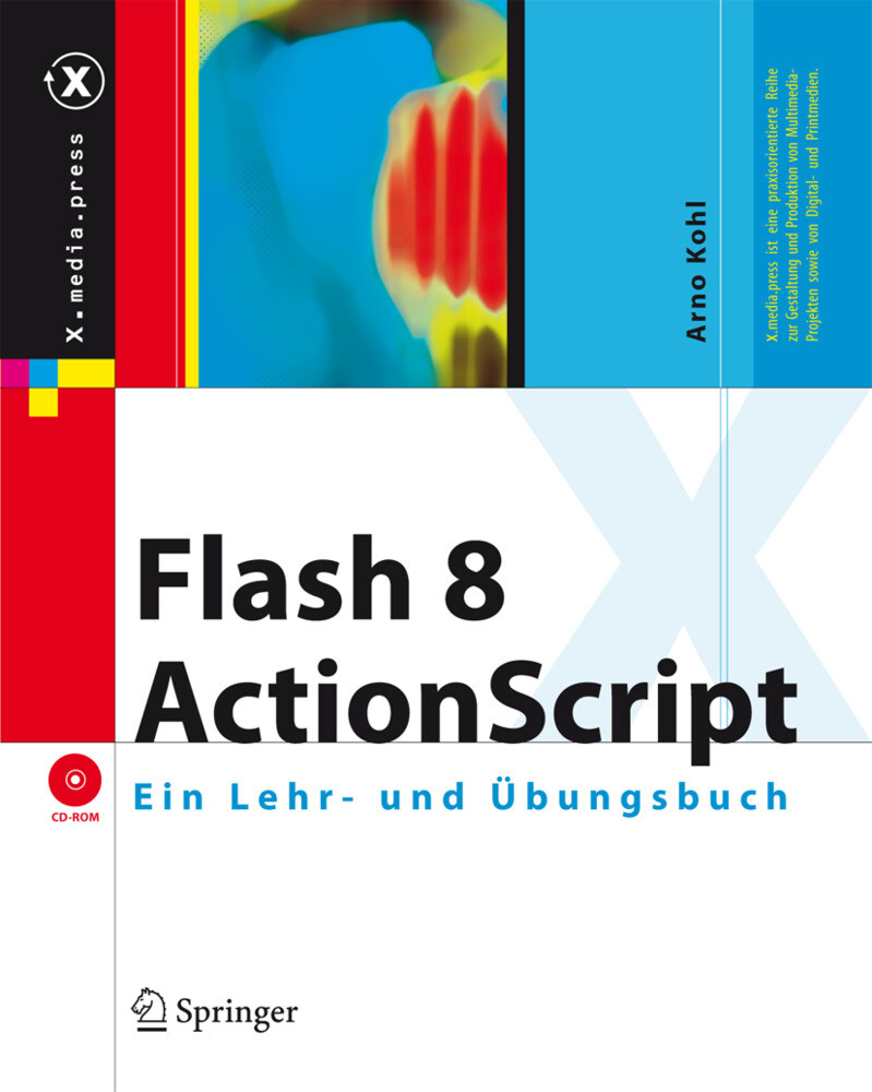 ActionScript 2 als Buch (gebunden)