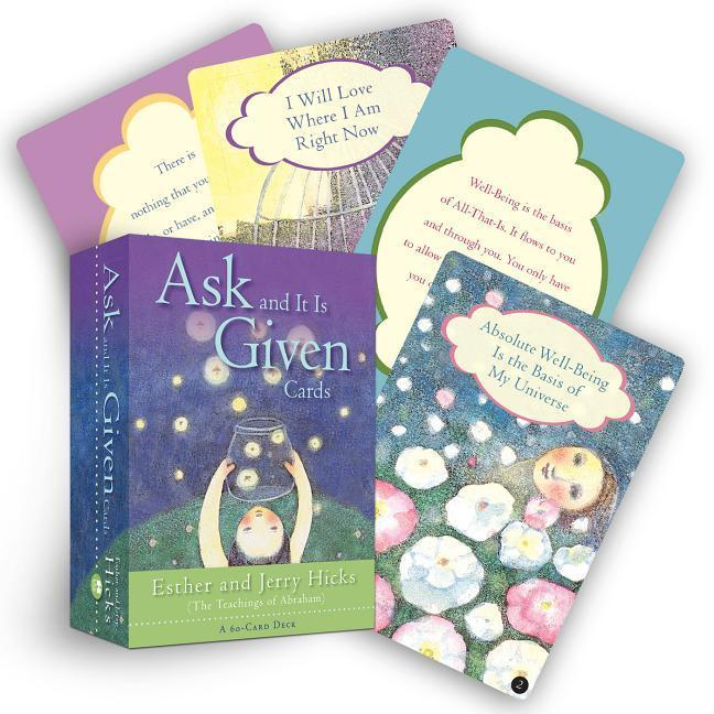 Ask And It Is Given Cards als Sonstiger Artikel