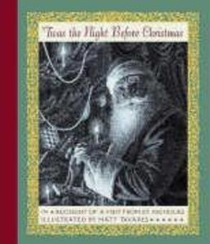 'Twas the Night Before Christmas als Buch (gebunden)