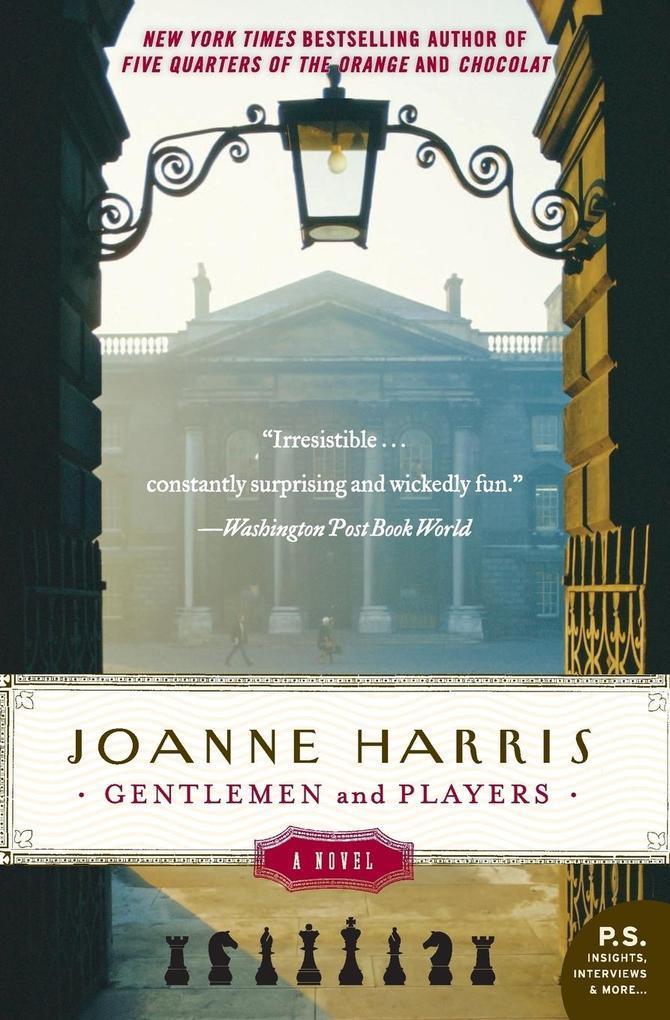 Gentlemen and Players als Buch (kartoniert)