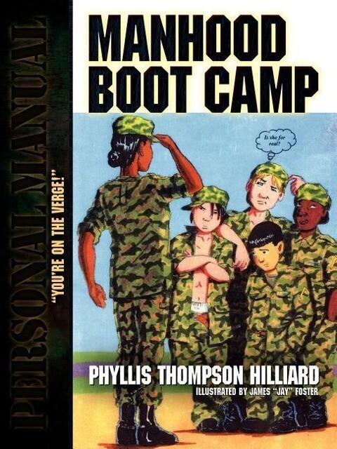 Manhood Boot Camp als Taschenbuch