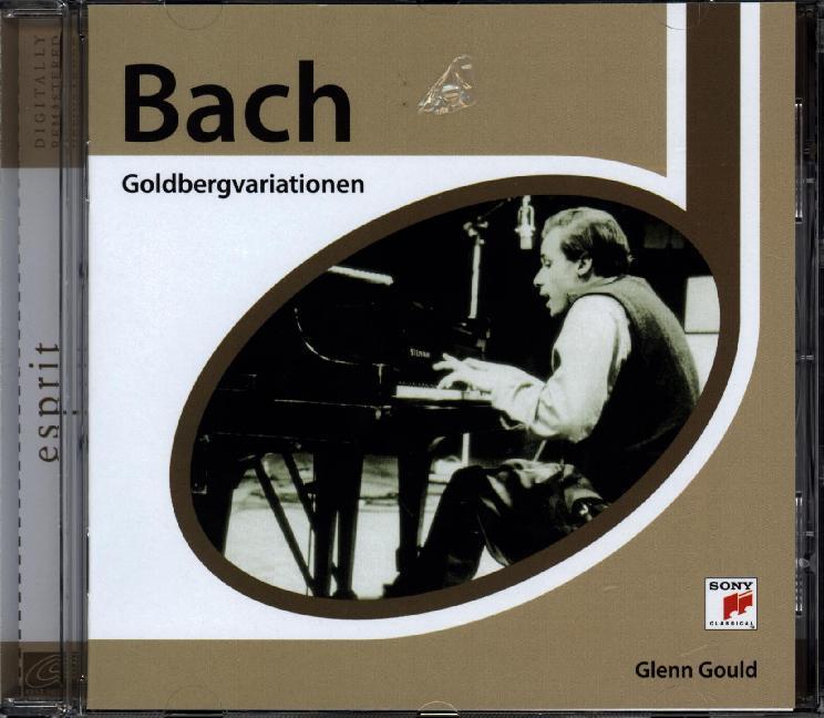 Goldberg-Variationen als CD