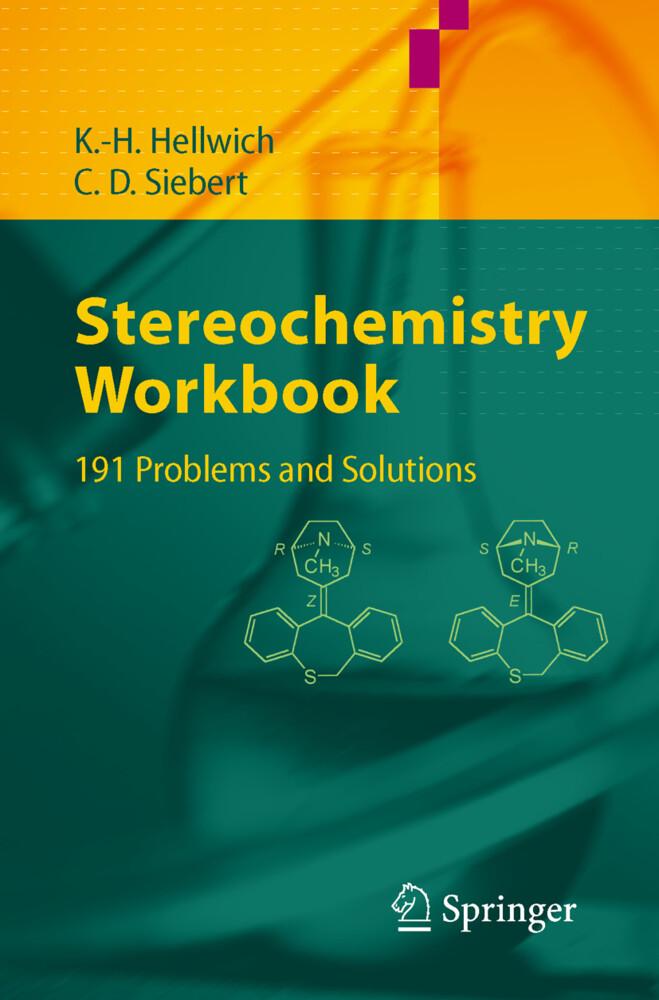 Stereochemistry - Workbook als Buch (gebunden)
