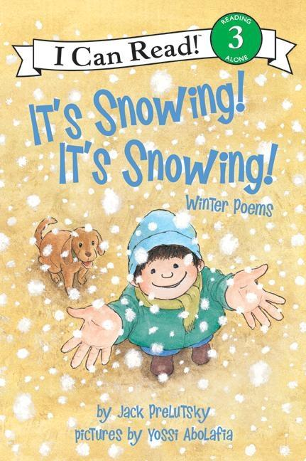 It's Snowing! It's Snowing!: Winter Poems als Taschenbuch