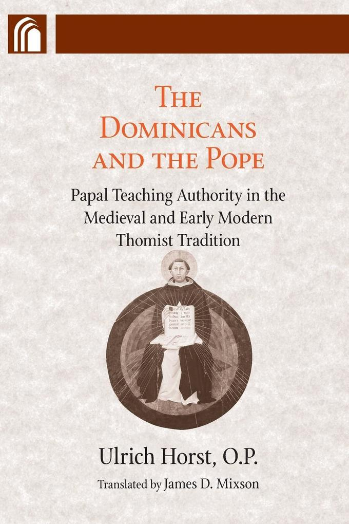 Dominicans and the Pope als Taschenbuch