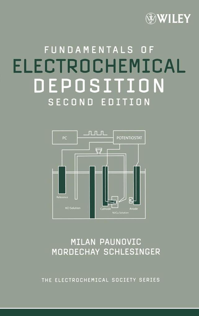 Fundamentals of Electrochemical Deposition als Buch (gebunden)