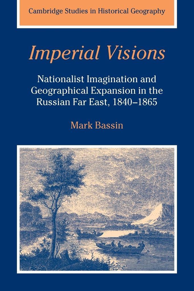 Imperial Visions als Taschenbuch