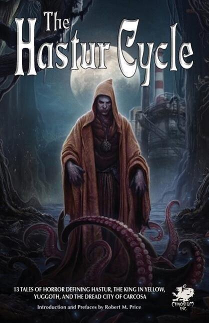 The Hastur Cycle als Taschenbuch