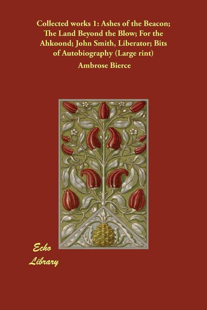 Collected works 1 als Taschenbuch