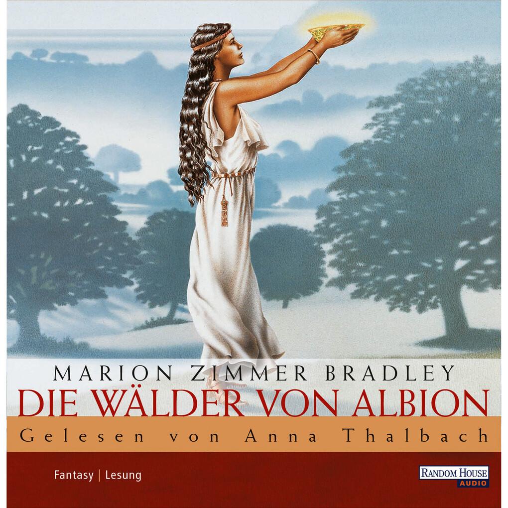 Die Wälder von Albion als Hörbuch Download