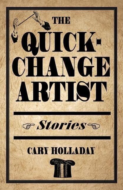 The Quick-Change Artist als Taschenbuch